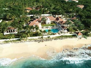 Chateau des Palmiers at Plum Bay, Saint Maarten - Beachfront, Pool, Tennis Court - Terres Basses vacation rentals