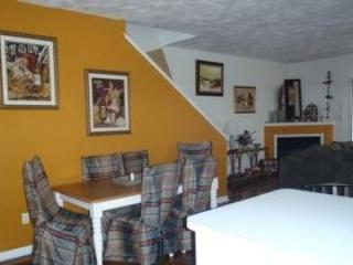 Warm and cozy living area - Sleeps 12, Nice value and space, view of the ocean - Ocean City - rentals