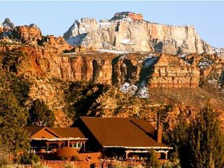 Secluded 10Acre Estate/Lodge in Zion National Park - Southwestern Utah vacation rentals