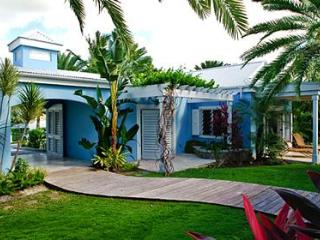Paradise Found - Beachfront Villa, Jolly Harbour - Jolly Harbour vacation rentals