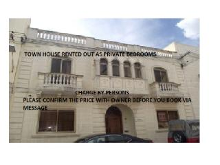 Town House in Qormi-Rented per person - Qormi vacation rentals