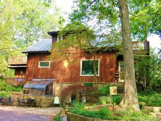 The Oaks Log Cabin - Nashville vacation rentals