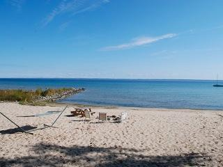 Bay Dream! 100 Ft of Private,perfect,Sandy Beach - Image 1 - Omena - rentals