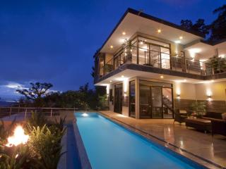Beautiful Tropical Contemporary Villa - Ocean View - Uvita vacation rentals