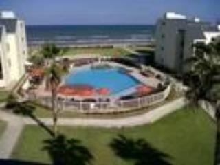 Beachfront 3 bed/3 bath remodeled unit - Bahia Mar - South Padre Island vacation rentals