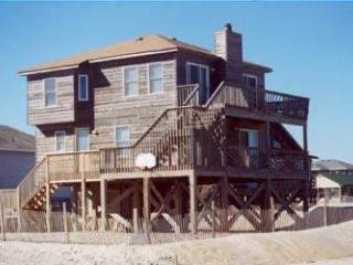 Oceanfront on big new Nags Beach 4 br dbl decks - Nags Head vacation rentals