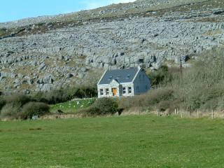 Caher Cottage Fanore - County Clare vacation rentals