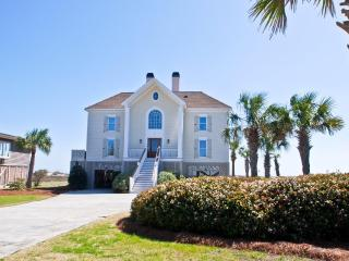 Oceanfront 6 Bedroom, 4 Ba., Large Heatable Pool! - Isle of Palms vacation rentals