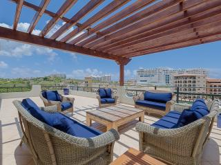 NAUTILUS at PORTO CUPECOY....stunning penthouse unit at the new Porto Cupecoy Marina with gorgeous lagoon views - Cupecoy vacation rentals
