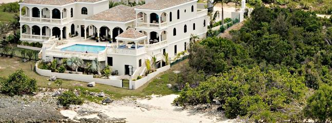 HELICOPTER VIEW - Anguilla SANDCASTLE - Anguilla - rentals