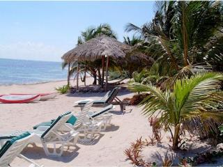 A real B & B on the beach in Mexico's Rivera Maya. - Tulum vacation rentals