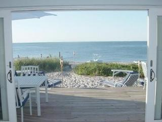 Luxurious, Beachfront, Real Beach House All Year - Wading River vacation rentals