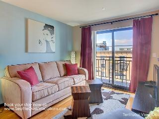 1 Bedroom Territorial View Oasis-Walk to the Market! - Seattle vacation rentals