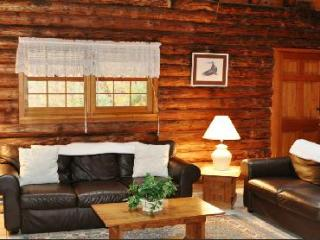 Shavers Fork Riverfront Log Cabin - Swinging Vine - West Virginia vacation rentals
