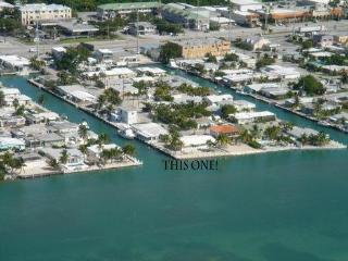 Oceanfront Cottage, Private, Perfect boat access - Marathon vacation rentals