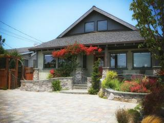 East Cliff Beach Oasis- Santa Cruz Vacation House - Santa Cruz vacation rentals