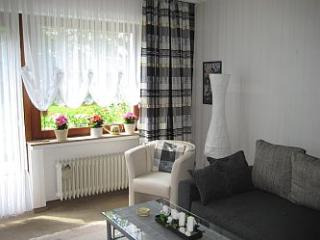 Vacation Apartment in Bad Oeynhausen - 700 sqft, quiet, convenient, large yard (# 2279) - North Rhine-Westphalia vacation rentals