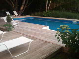 Amazing Southampton Home w Private Yard & Pool - Wading River vacation rentals