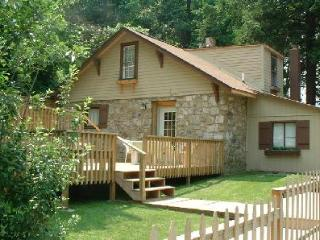 River View Fieldstone Cabin - The Stone House - West Virginia vacation rentals
