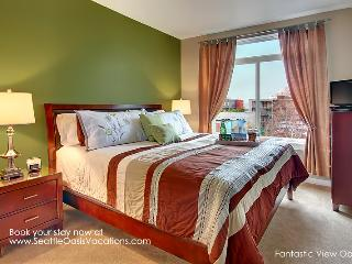 1 Bedroom-Fantastic View Oasis-Walk to the Waterfront! - Seattle vacation rentals