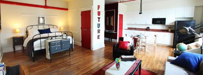 The Box House, Beautiful Studio Loft with Terrace - Image 1 - Brooklyn - rentals