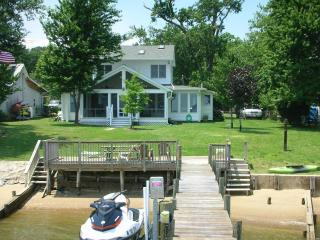 Cobb Island Waterfront Home with Beach & Dock - Chesapeake Bay vacation rentals