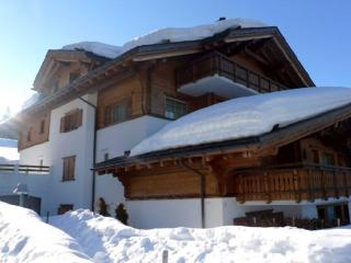 STUNNING SETTING AND VIEWS FROM THIS FAMILY CHALET - Klosters vacation rentals