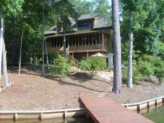 Close to Auburn,AL..... ONLY 3 AU GAMES AVAILABLE - Lake Martin vacation rentals