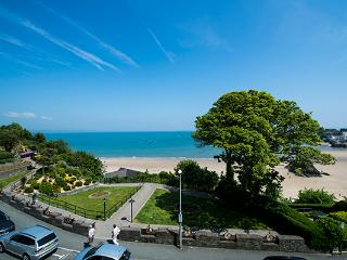 Holiday Apartment - St Catherines Suite, Harbour Heights, Tenby - Tenby vacation rentals