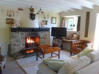 Pet Friendly Holiday Cottage - Honeysuckle Cottage, Lochvane, Nr Solva - Newgale vacation rentals