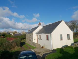 Pet Friendly Holiday Cottage - Ty Siani, Trelerw, Nr St Davids - Saint Davids vacation rentals