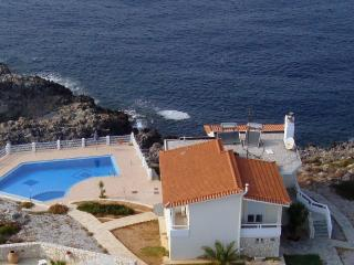 Villa Penelope with stunning views to the sea - Chania Prefecture vacation rentals