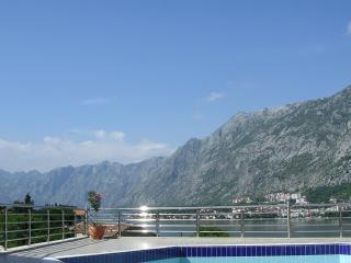 Modern apartment only a few metres from the sea! - Montenegro vacation rentals