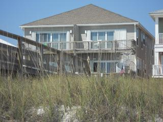 Ocean Front, Owners Home W/Elevator many extras - Navarre vacation rentals