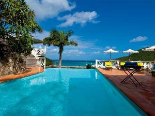 Casa Branca at Anse Marcel, Saint Maarten - Ocean View, Large Infinity Pool, Walk To Beach - Terres Basses vacation rentals