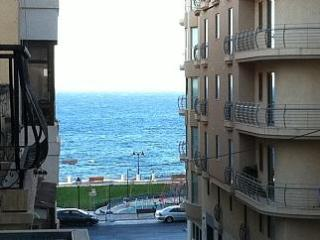 Modern 3 Bedroom Side Sea View Apt with FREE Wifi - Sliema vacation rentals