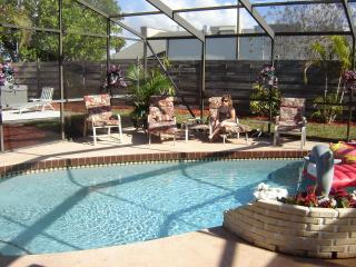 The Palms - 3 Bed / 3 Bath, Pool,Hot Tub, Game Rm - Bradenton vacation rentals