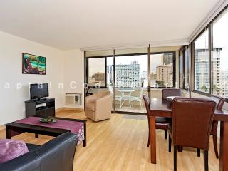Waikiki Skytower #1001 - One bedroom vacation rental, washer/dryer, WiFi, pool & parking! - Waikiki vacation rentals