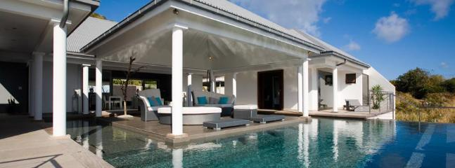 Victoria at Vitet, St. Barth - Contemporary, Ocean View, Heated Pool and Jacuzzi - Image 1 - Vitet - rentals