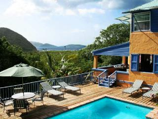 Limeberry House - British Virgin Islands vacation rentals