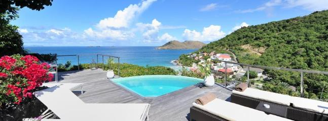 Roc Flamands 11 at Flamands, St. Barth - Walk To Beach and Restaurants, Ocean View, Private Community - Flamands vacation rentals