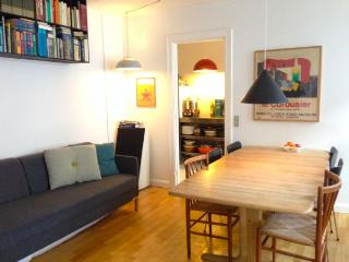 Quiet located Copenhagen apartment - Copenhagen vacation rentals