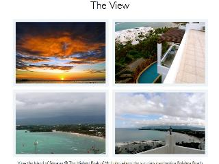 Spend your amazing vacation in a Luxury Sky Villa - Visayas vacation rentals