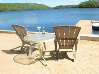 Time for FUN in the lake! Oxoboxo Lake Cottage - Mystic Country vacation rentals