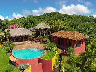 Tropical Bali Design, Views, Beach, Pool, Monkeys, Toucans, Heaven - San Juan del Sur vacation rentals