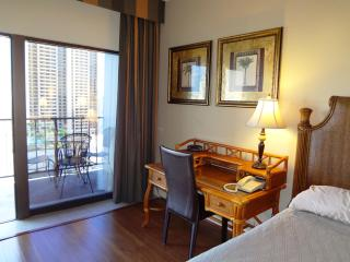 Affordable Penthouse Waikiki Studio Apt - Waikiki vacation rentals