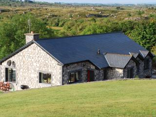 Luxury four bedroom home on Lough Cullin, Co. Mayo - Foxford vacation rentals