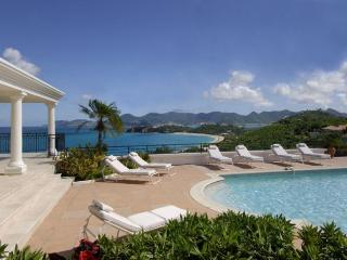 Beaulieu at Terres Basses, Saint Maarten - Ocean View, Large Heated Pool - Terres Basses vacation rentals