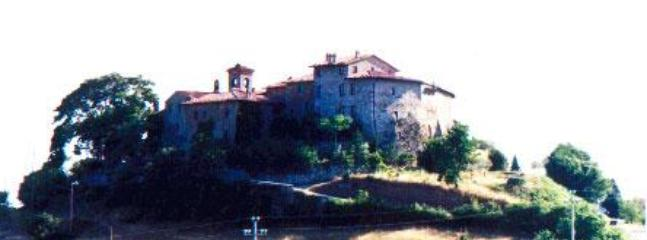 Overall View - Hill top Apartment A - in the Heart of Umbria - Piegaro - rentals