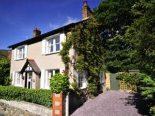 Front view of Wern Cottage - Wern Cottage - Conwy - rentals
